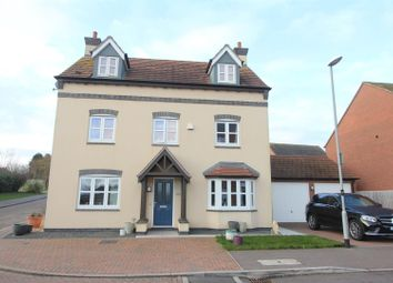 Thumbnail 5 bed detached house for sale in Olympic Way, Hinckley