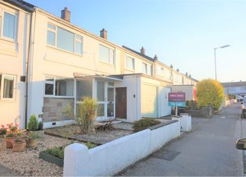 Thumbnail 3 bed terraced house to rent in Mote Park, Saltash
