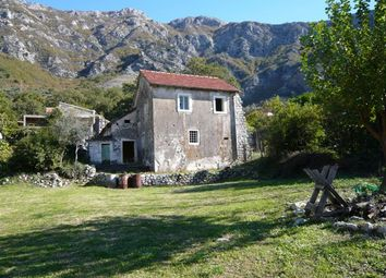 Thumbnail 4 bed country house for sale in Old Stone Farm House With Spacious Landplot, Risan, Montenegro
