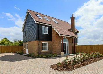 Thumbnail 5 bed detached house for sale in Weston Road, Lewknor, Watlington