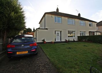 Thumbnail 3 bed semi-detached house for sale in Scotland Wood Road, Leeds