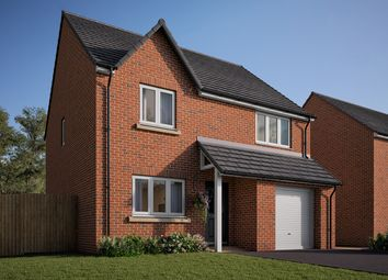 "Thumbnail 4 bed detached house for sale in ""The Goodridge"" at Roecliffe Lane, Boroughbridge, York"