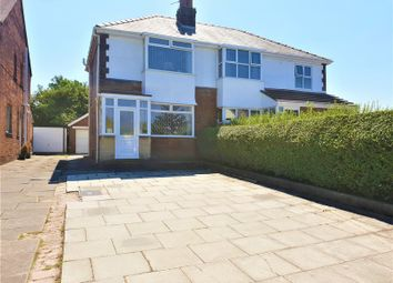 Thumbnail 2 bed semi-detached house for sale in Liverpool Road South, Burscough, Ormskirk