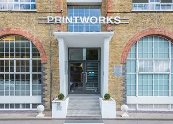 Thumbnail 1 bed flat for sale in The Printworks, Clapham Road, London