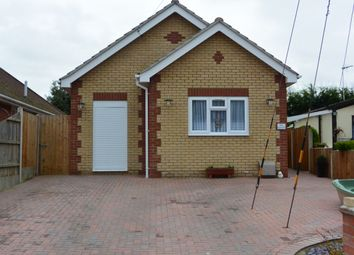 Thumbnail 3 bed bungalow for sale in Oakmead Road, St. Osyth, Clacton-On-Sea