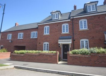 Thumbnail 3 bedroom town house for sale in Wilkinson Road, Kempston, Bedford