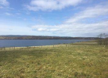 Thumbnail Land for sale in Rhenetra, Snizort, Portree