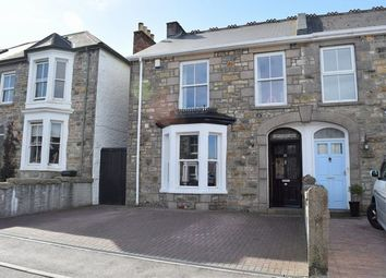 Thumbnail 3 bedroom end terrace house for sale in Claremont Road, Redruth