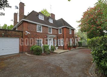 Thumbnail 8 bed detached house to rent in Winnington Road, London