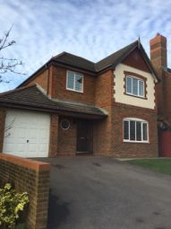 Thumbnail 4 bedroom detached house to rent in Beaulieu Drive, Stone Cross