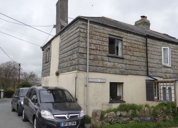 Thumbnail 2 bed cottage for sale in Rosewin Row, St Columb