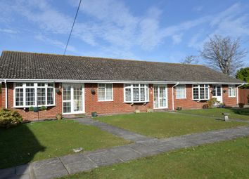 Thumbnail 2 bed terraced bungalow for sale in Shenstone Court, Barton Court Road, New Milton