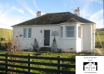 Thumbnail 2 bed bungalow to rent in Rothesay, Isle Of Bute