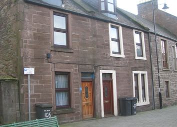 Thumbnail 1 bedroom flat to rent in East High Street, Forfar
