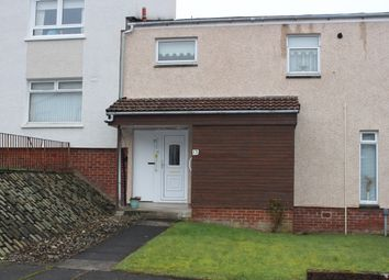 Thumbnail 2 bed end terrace house for sale in Moidart Road, Port Glasgow