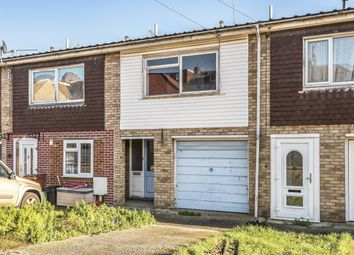 Thumbnail 3 bed terraced house for sale in Cavendish Road, Rochester