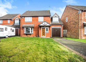 Thumbnail 5 bedroom detached house for sale in Goldacre Close, Whitnash, Leamington Spa, England