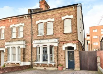 Thumbnail 5 bed semi-detached house for sale in Eccleston Road, London