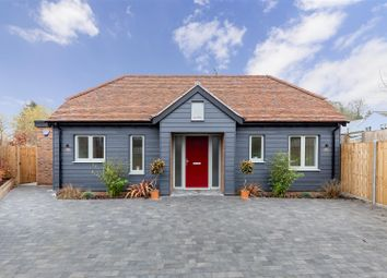 Thumbnail 4 bed detached bungalow for sale in Hitchin Road, Weston, Hitchin