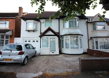 Thumbnail 5 bedroom semi-detached house for sale in Tetley Road, Sparkhill, Birmingham