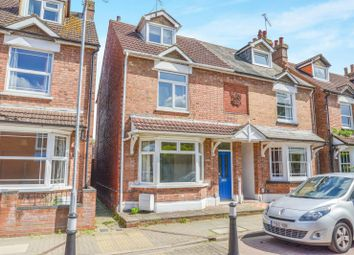 Thumbnail 3 bed semi-detached house to rent in Woodstock Road South, St.Albans