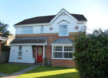 Thumbnail 4 bedroom detached house to rent in Adams Close, Hedge End, Southampton