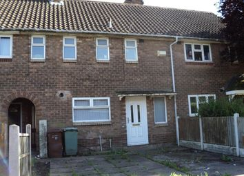Thumbnail 3 bedroom terraced house to rent in Priestley Road, Walsall
