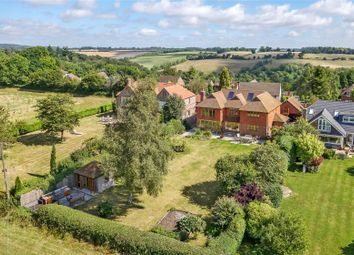 Thumbnail 4 bedroom detached house for sale in Frieth Road, Marlow, Buckinghamshire