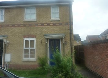 Thumbnail 2 bedroom end terrace house to rent in Albert Gardens, Church Langley, Harlow