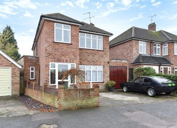 Thumbnail 3 bed detached house for sale in Pen-Y-Bryn, Little Green Lane, Croxley Green, Hertfordshire