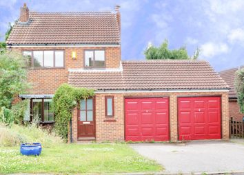 Thumbnail 3 bed detached house for sale in Croft Farm Close, Everton, Doncaster