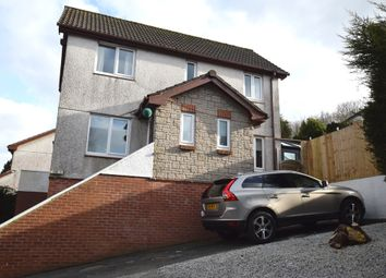 Thumbnail 3 bed semi-detached house for sale in Penrice Parc, St. Austell, Cornwall