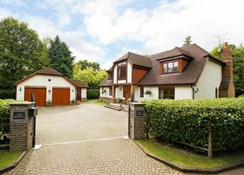 Thumbnail 4 bedroom detached house for sale in Domewood, Copthorne, West Sussex