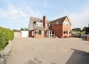 Thumbnail 4 bed detached house for sale in North Road, Ormesby
