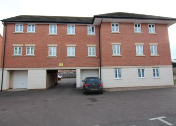 Thumbnail 2 bedroom flat for sale in John Clare Close, Oakham