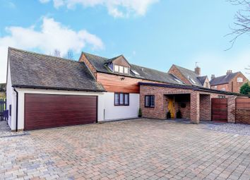 Thumbnail 5 bed barn conversion for sale in Kirtland Close, Austrey, Atherstone