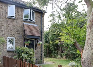 Thumbnail 2 bed end terrace house for sale in The Drakes, Shoeburyness, Southend-On-Sea