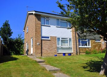 Thumbnail 3 bed semi-detached house for sale in Hazelwood Avenue, Hampden Park, Eastbourne