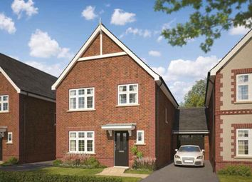 Thumbnail 3 bed detached house for sale in Thame Park Business Centre, Wenman Road, Thame
