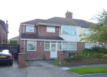 Thumbnail 5 bed semi-detached house to rent in Firs Avenue, Bebington, Wirral