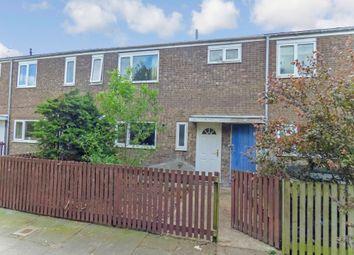 Thumbnail 3 bedroom terraced house for sale in Cadlestone Court, Cramlington