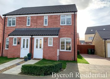2 bed semi-detached house for sale in Colby Drive, Bradwell, Great Yarmouth NR31