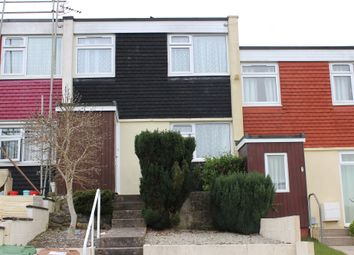 Thumbnail 2 bed terraced house for sale in Bunyan Close, Plymouth