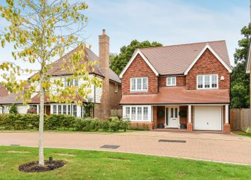 Thumbnail 4 bed detached house for sale in Sycamore Rise, Barns Green