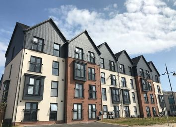 Thumbnail 1 bed flat to rent in Cei Tir Y Castell, Barry
