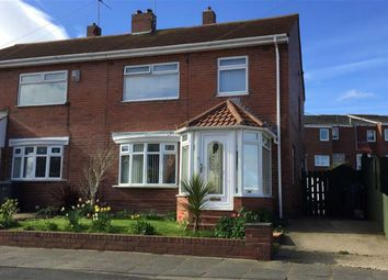 Thumbnail 3 bedroom semi-detached house for sale in Bamburgh Grove, South Shields