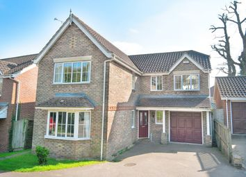 Thumbnail 4 bedroom detached house for sale in Old Bell Close, Stansted