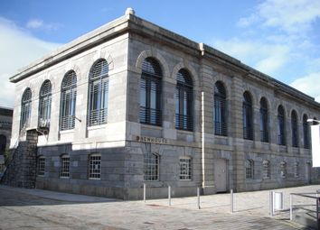 Thumbnail 2 bed flat for sale in Brewhouse, Royal William Yard, Plymouth