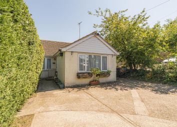 Thumbnail 3 bed semi-detached bungalow for sale in Borstal Hill, Whitstable