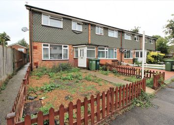 Thumbnail 3 bed terraced house for sale in Benen-Stock Road, Staines-Upon-Thames